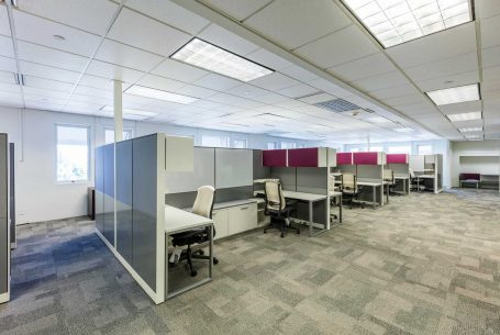 Office Space in San Juan – Interior
